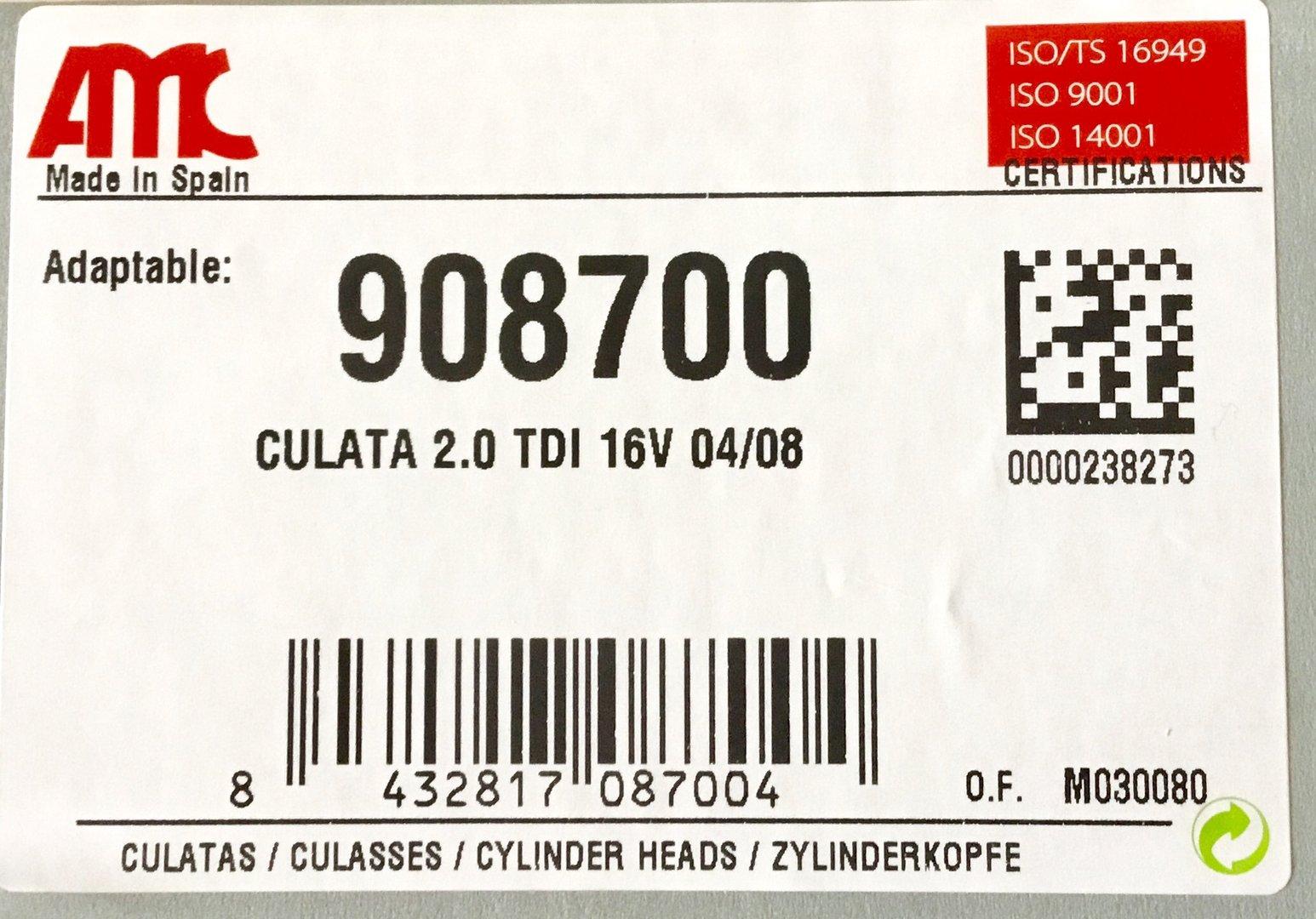 neue ts 16949